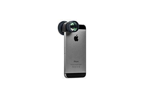対応機種 : iPhone 5, iPhone 5s, iPod touch(第5世代) 撮影倍率約2.0倍を実現。iPhone5、iPhone 5s及びiPod touch 5Gで使用可能 円偏光(C-PL)フィルターはより実際に近い色味を実現 偏光レンズ側を使用すると水面を美しく撮影することができます ポラライジングレンズ : 過度な光沢や反射をおさえ、より実際に近い色みを再現 対応アプリケーション : olloclip(App Store)、各種App