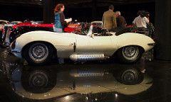 1957 Jaguar, XK-SS Roadster