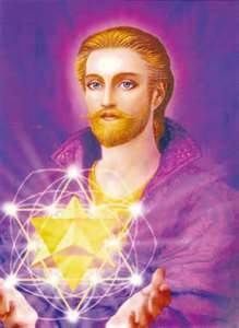 Saint Germain, ascended master who is believed to have guided the Founding Fathers in writing the American Constitution.