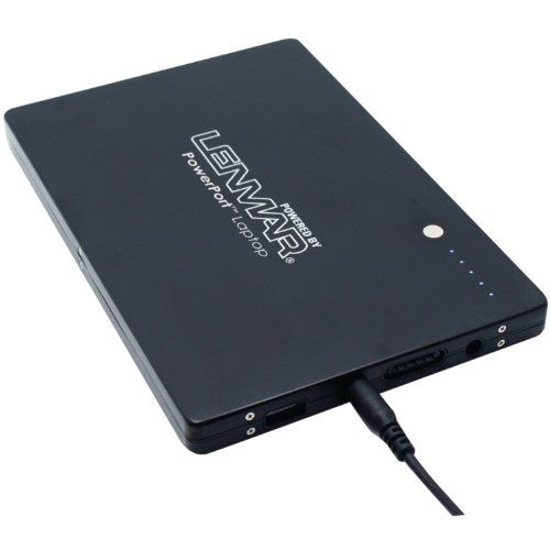 Lenmar PowerPort External Notebook and Laptop Battery Backup Charger with Adapters for Most Acer Asus Dell HP Compaq eMachines Fujitsu Lenovo Gateway Samsung Sony Toshiba and Other Laptops Lenmar http://www.amazon.com/dp/B008EG64PC/ref=cm_sw_r_pi_dp_CuX3ub0NHSJD7