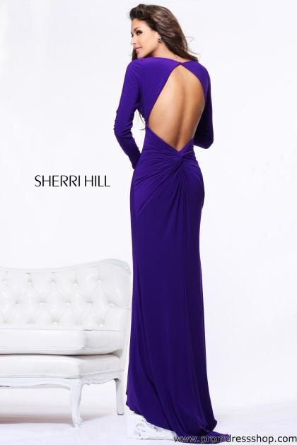 Sherri Hill 21126 at Prom Dress Shop