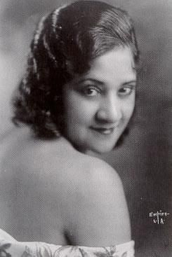 Evelyn Preer the first 'talkie' Black actress.:
