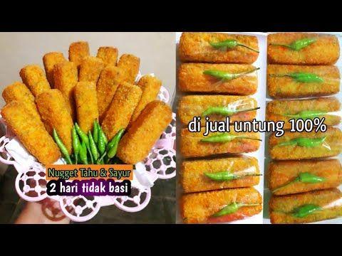 Nugget Tahu Yg Enak Padat Tidak Lembek Tidak Berminyak Tofu Nuggets Youtube Memasak Resep Makanan