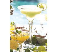 Margarita long stem stemware