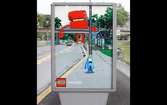 More Lego