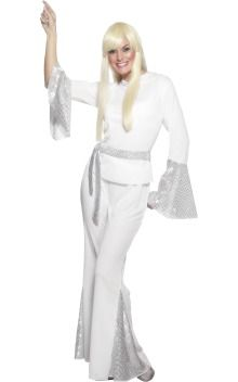 Become the Dancing Queen with a sensational ABBA costume (£28.99)
