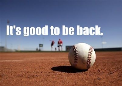 Spring Training is finally here!