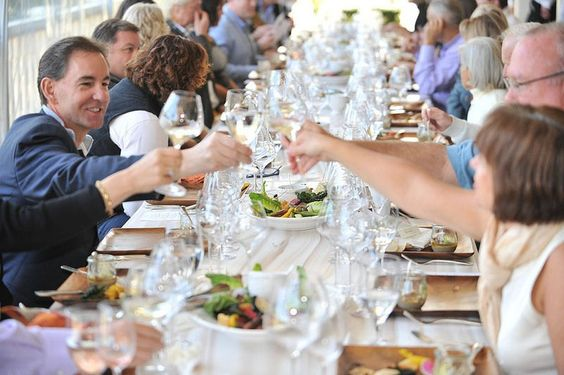 The Best Food & Wine Festivals | http://www.pureluxury.com/blog/2016/03/marvelous-food-wine-festivals-march/ | #Food