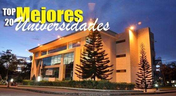 [Ranking] Las 20 mejores universidades en Colombia