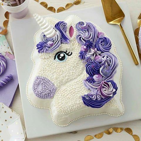 Bolo Unicornio Repost Cakebakeoffng Unicorn Magic Cake