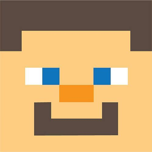 Minecraft Steve With Images Minecraft Printables Minecraft Birthday Decorations Minecraft Steve