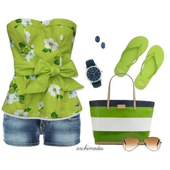 Too cute, pretty green