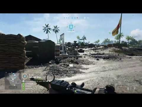Clear The Bunker Battlefield V Clip Youtube Bunker Pacific Map