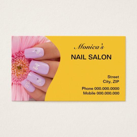 How To Get A Job At A Nail Salon
