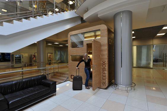 Los hoteles cápsula se ponen de moda | Espacio de Hoteles