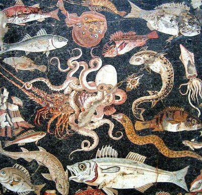 mosaic tray designs   Mosaic Octopus