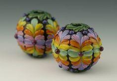 Fiesta Beads - Kim Fields - Northfire Designs..amazing...