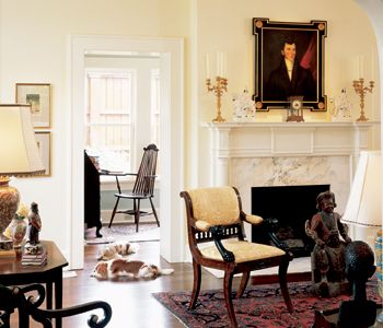 For living room paint on the walls is benjamin moore - Satin or eggshell for living room ...