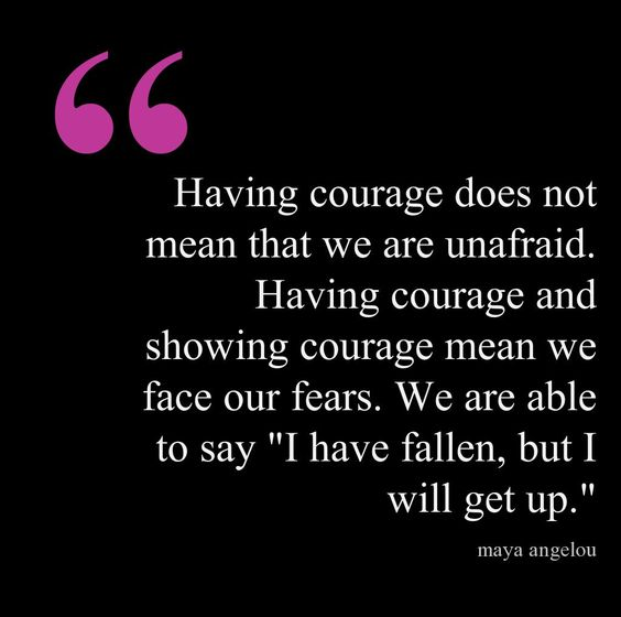 What It Really Means To Be Brave