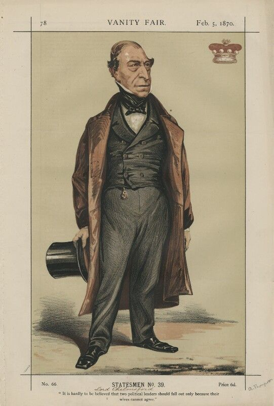 Frederic Thesiger, 1st Baron Chelmsford