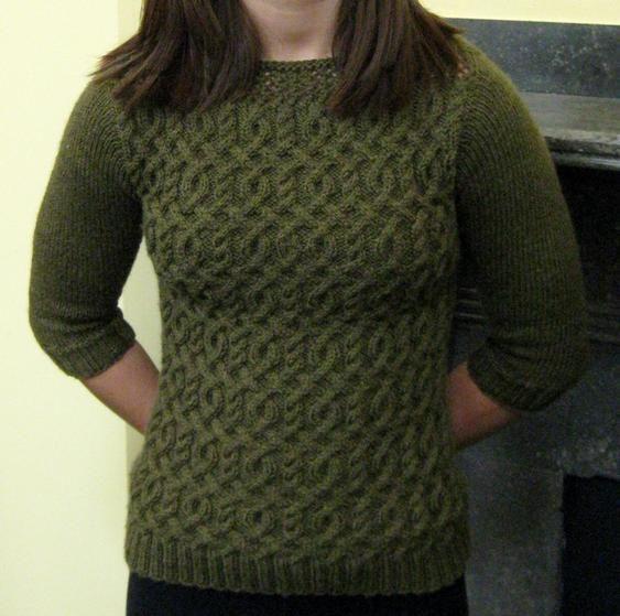 Milam Gap Boatneck Sweater | Knitting | Pinterest | Hueco, Suéteres ...
