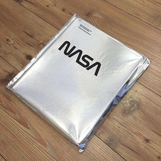NASA | Graphics Standard Manual  #nasa #graphicsstandardsmanual by b___l__