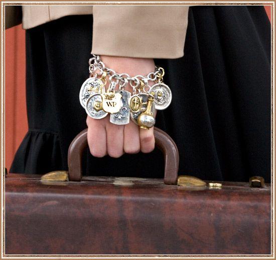 charm bracelet: