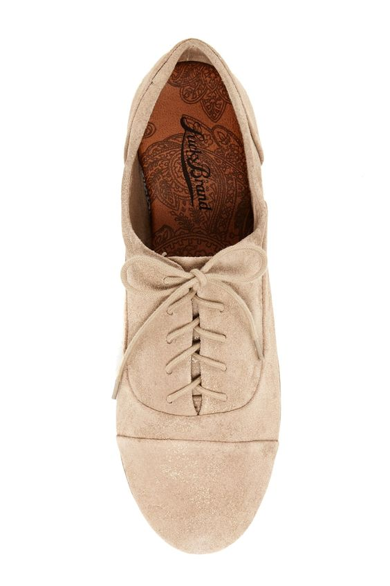 Davie Oxford Shoes
