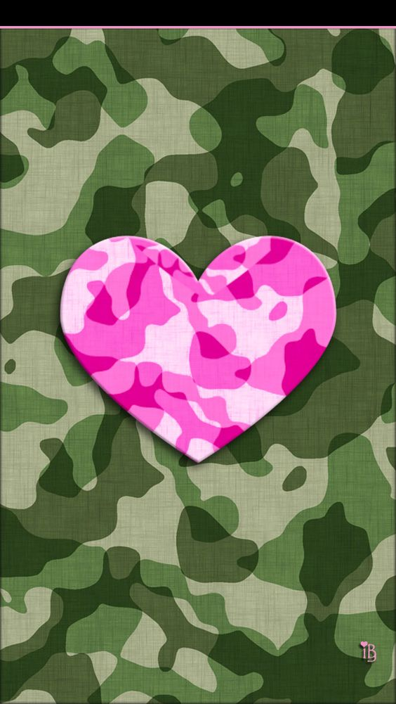 I love camo alot this is a really cool wallpaper for the i - Pink camo iphone wallpaper ...
