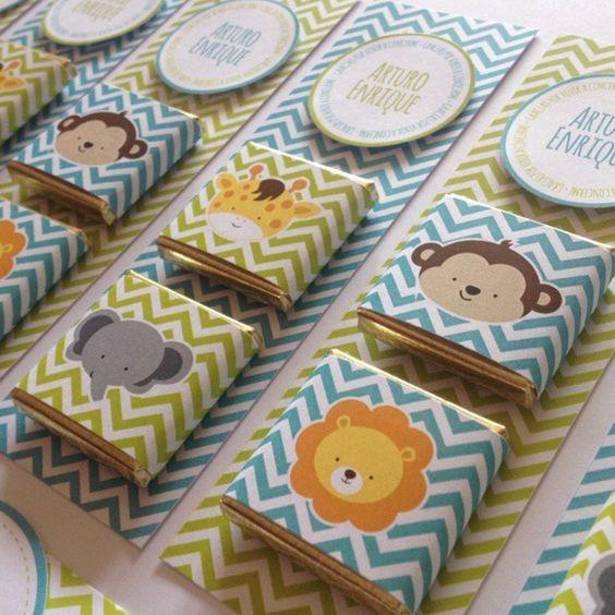 Detalles de bienvenida de Arturo Enrique #nacimiento #bienvenida #snacks #chocolate #chocolatespersonalizados #detalles #recuerditos…