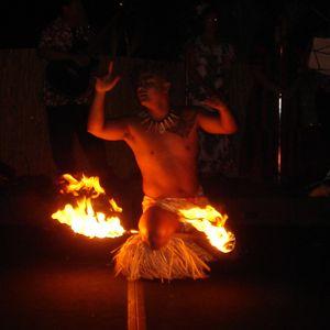 fire dancers san diego