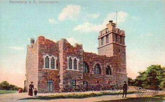 Bismarckturm, 1915