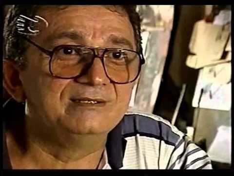 Mestre Júlio Santos - Retrato Pintado