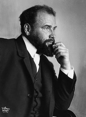Gustav Klimt; fue un pintor simbolista austríaco.