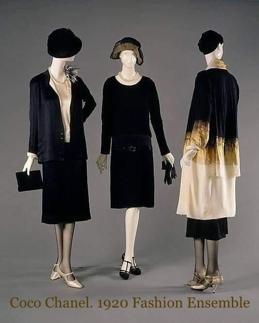 Coco Chanel 1920s 1920s Fashion Fashion Design Clothes Vintage Outfits
