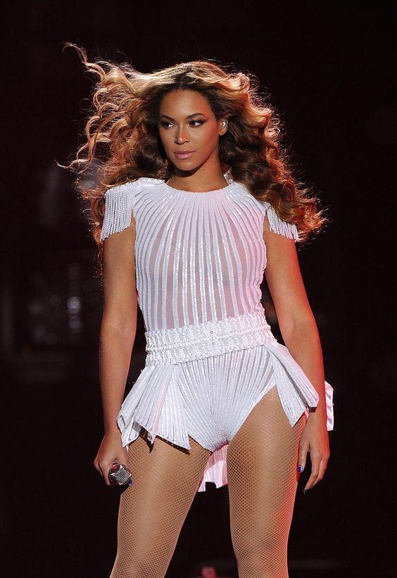 Beyonce. Show #1 The Mrs Carter Tour
