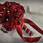 Red Sienna Rose