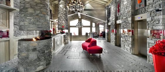 Hotel Lê K2 - Courchevel