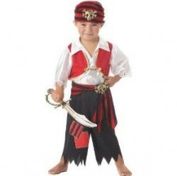 Classic Pirate costume ideas for kids:  One of the most loved Halloween costumes for both adults and children is the classic Pirate outfit. Pirate...
