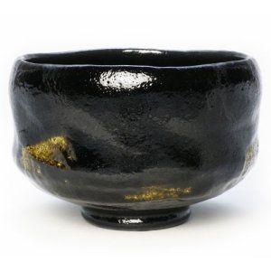 黒楽茶碗, 佐々木松楽