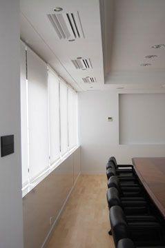 Interiorismo: Reforma de sala de juntas para MPG. Interior design.