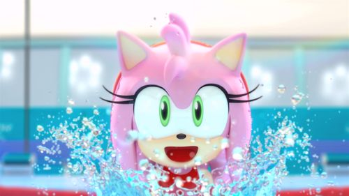 FINAL FANTASY SONIC X6 >> Play the flash game, Free!