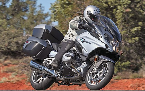 2014 BMW R 1200 RT, click to read the road test in the July 2014 issue of Rider magazine.