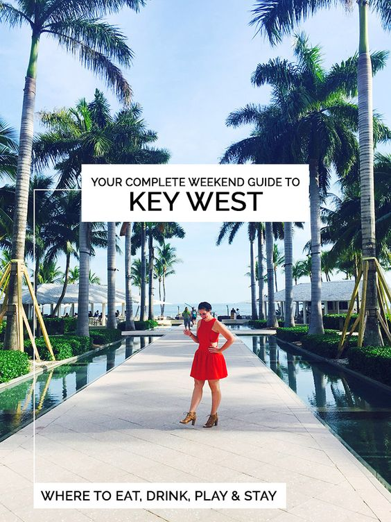 The Complete Guide to a Weekend in Key West