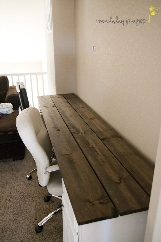 Barn Board Stain Desk Crafts And Diy Goodies