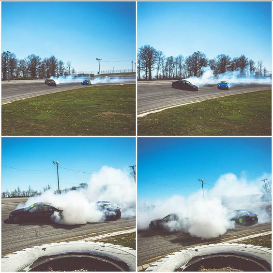 Well that was close. #altezza loaded with 4 people in it went in a bit too hard and spun in front of @nicholsinyourpocket. I stopped taking photos while they were avoiding the diaster. I was pretty close to the action so I was more worried about the cars coming toward me than taking photos. Haha! @dearderekking has the video! #baerbash #baerbash2016 #breaking #drifting #nissan #drift #slideways