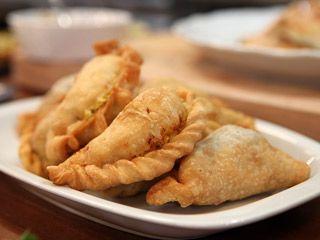 Recetas Narda Lepes/ Empanadas argentinas  y rellenos de carne y de humita   Utilisima