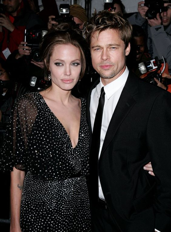 Pin for Later: Wart ihr schockiert von diesen Promi-Pärchen? Angelina Jolie und Brad Pitt, 2006