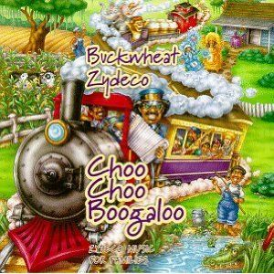 'Choo Choo Boogaloo' - Buckwheat Zydeco