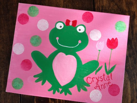 Crystal Anne's Froggy